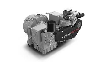 M12 Cr 2 Cylinder Common Rail Engine By Steyr Motors