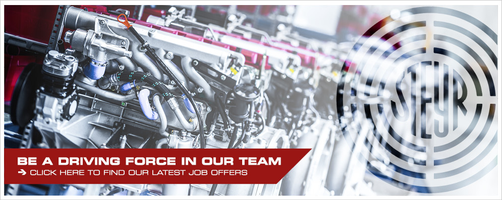 be a driving force in our team - apply now